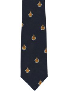 RCT Royal Corps Of Transport Regiment Military Tie Crest Motif